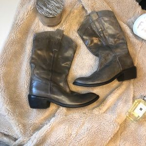 Eddie Bauer by Bronx Western Style Boots Sz 7